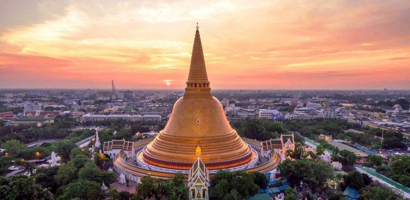 Phra Pathom Chedi Nakhon Pathom