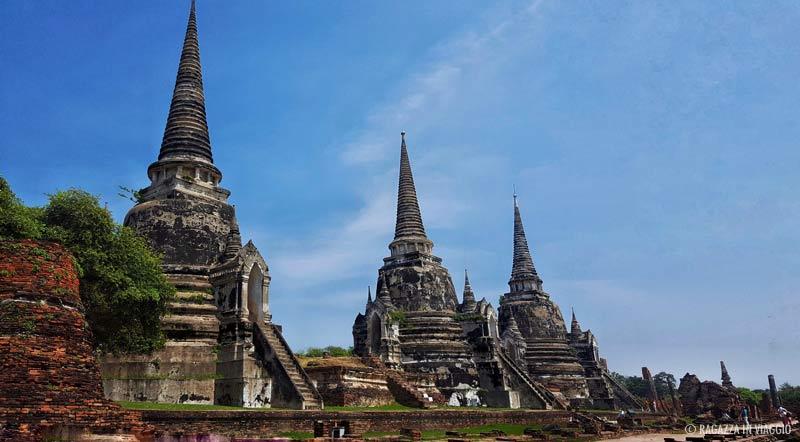 viaggio in thailandia ayutthaya
