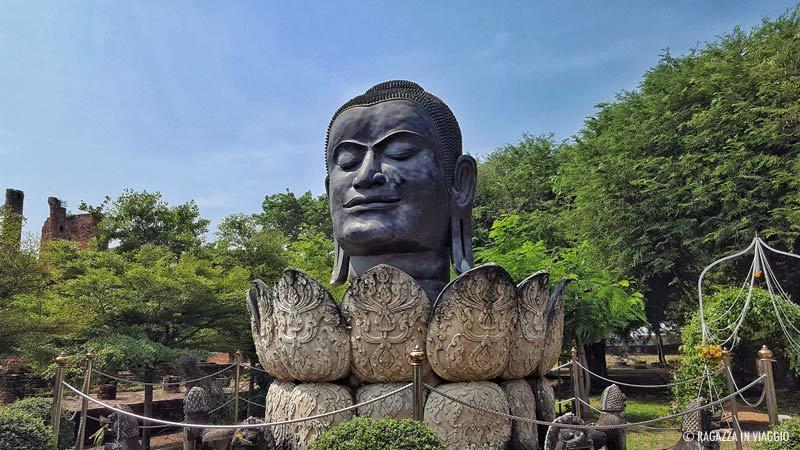 viaggio thailandia ayutthaya