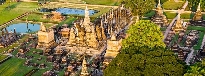 Viaggio in Thailandia fai da te [Sukhothai]