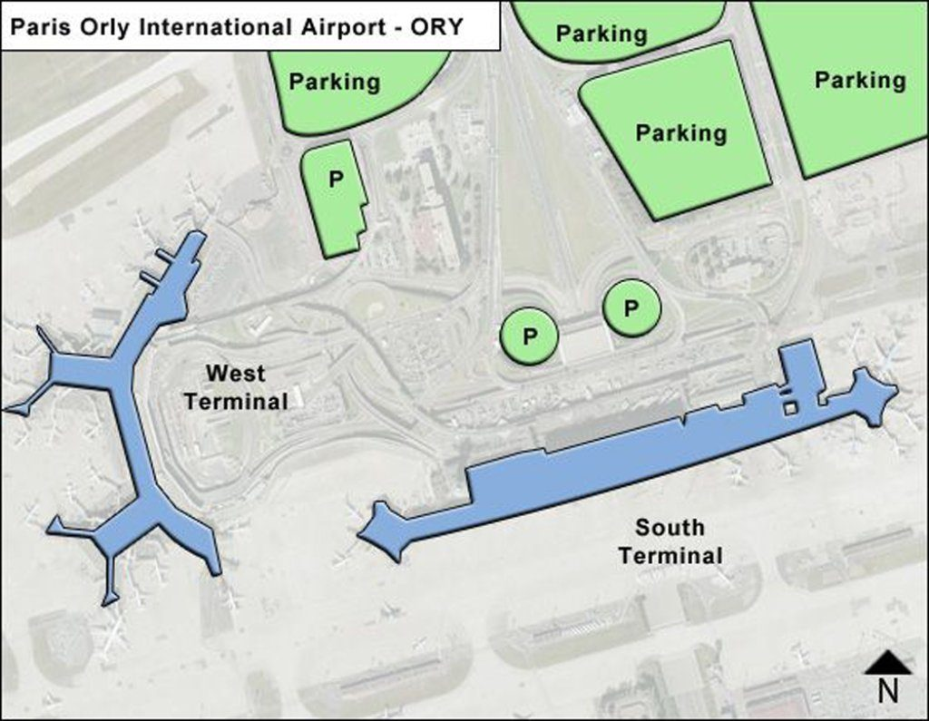 orly terminal