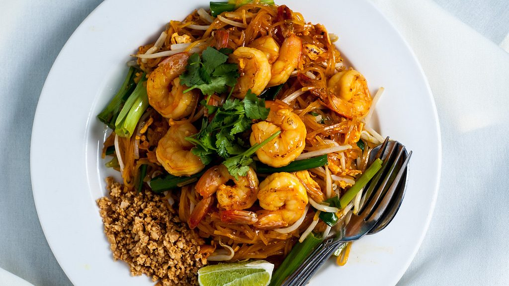 cosa mangiare in thailandia pad thai