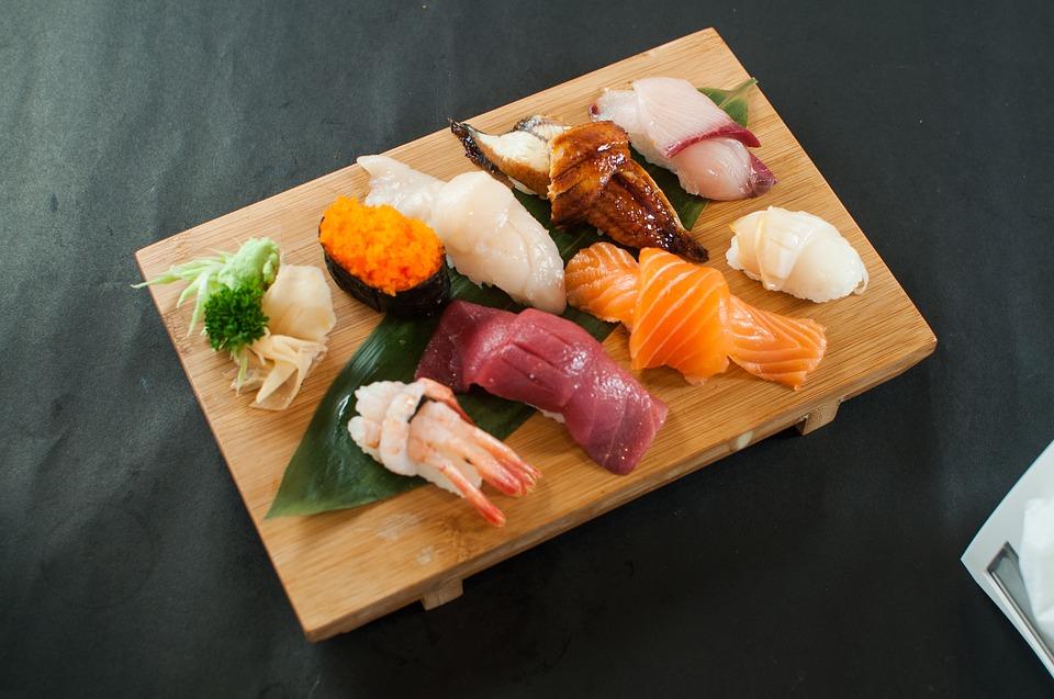 dove mangiare sushi in giappone