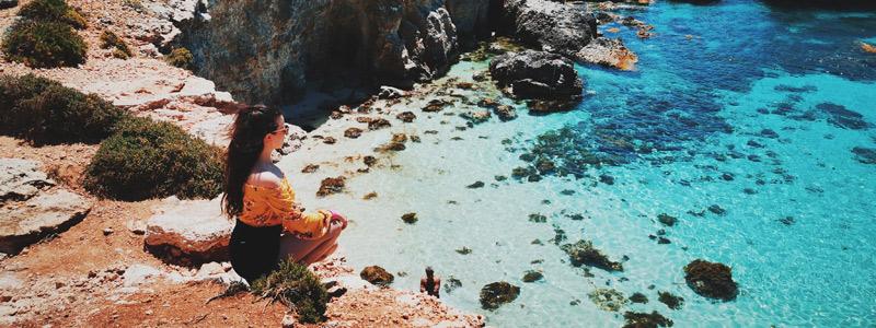 Escursione in barca a Gozo e Comino