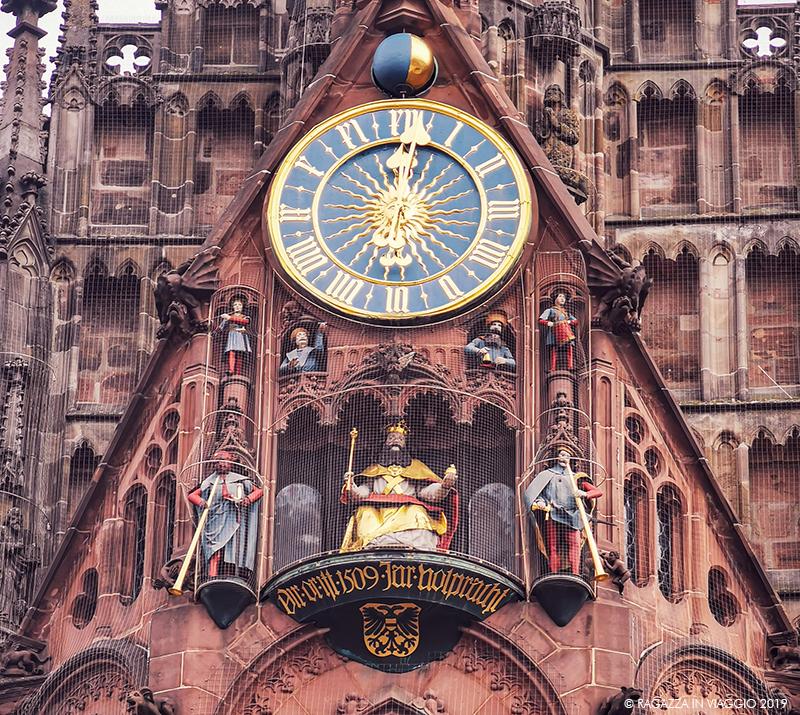 piazza del mercato norimberga