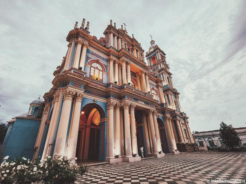 itinerario cile - bolivia - argentina