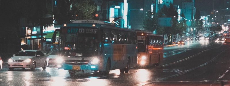 Come raggiungere Gyeongju da Busan