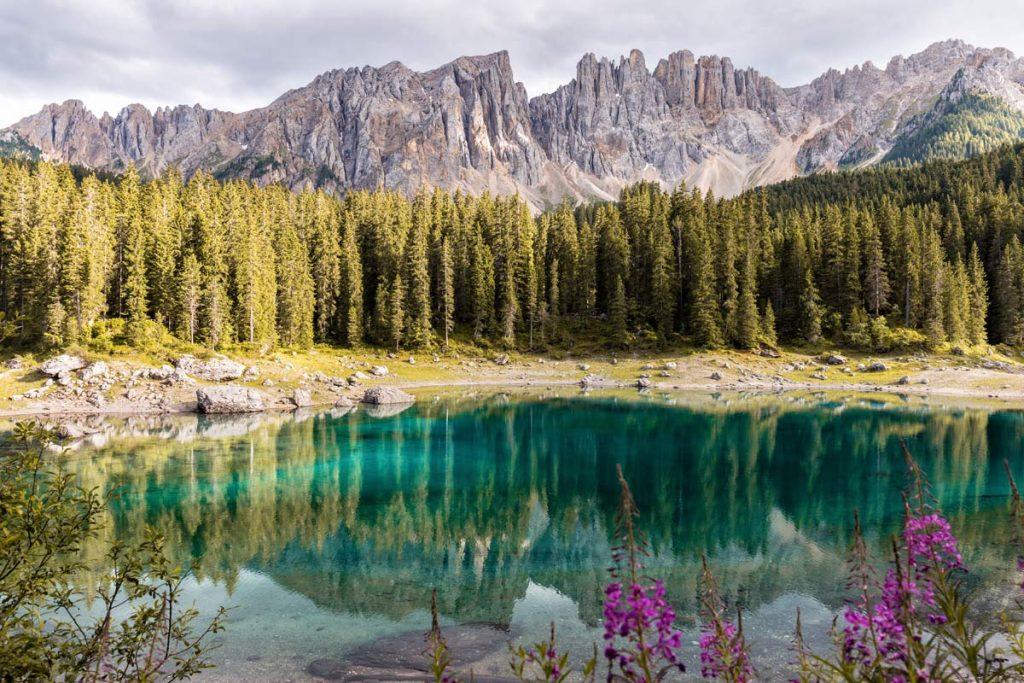 i laghi più belli del trentino alto adige