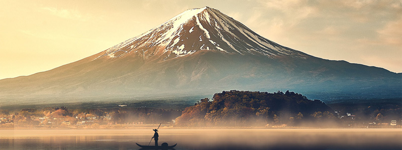 La leggenda del Monte Fuji, la sacra montagna giapponese