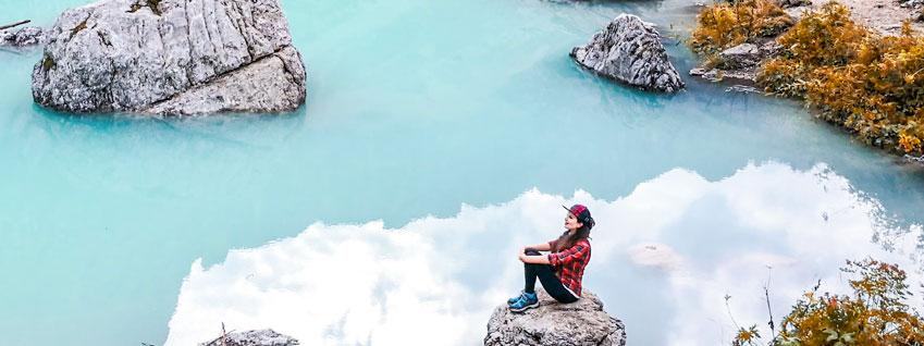 Come raggiungere il Lago Sorapis se si soffre di vertigini