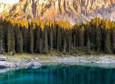 leggenda lago di carezza